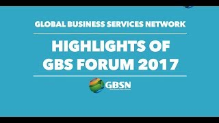 Highlights Of The GBS Forum (November 2017)