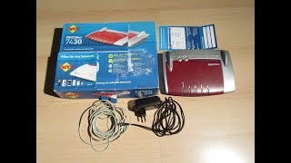 AVM FRITZ!BOX 7430 Unboxing Vorgestellt