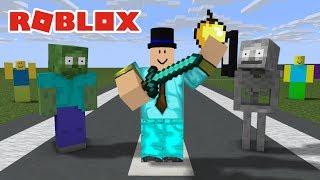 Monster School : ROBLOX LIFE CHALLENGE - Minecraft Animation