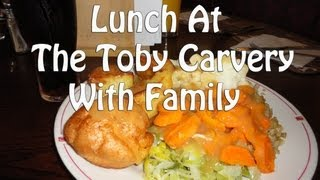 preview picture of video 'Sunday Roast At The Toby Carvery'