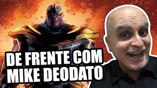 ENTREVISTA COM MIKE DEODATO JR: CONHEÇA O MAIOR ARTISTA DA MARVEL NA ATUALIDADE