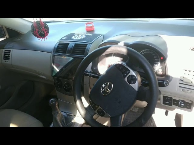 Toyota Corolla XLi VVTi 2011 for Sale in Islamabad