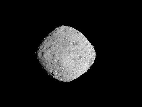 Το σκάφος OSIRIS-REx της NASA κατάφερε να αγγίξει τον αστεροειδή Μπενού …