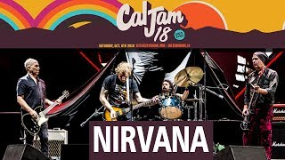 Nirvana Reunion   Cal Jam 2018 | Full Show