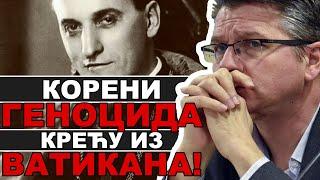 Biti ustaša to je ulaznica za EU ! - Miloš Ković