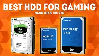 Best HDD For Gaming 2020 [WINNERS] – Ultimate HDD Buying Guide