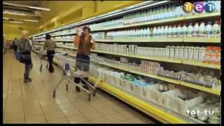 Виталька, Виталька. Супермаркет