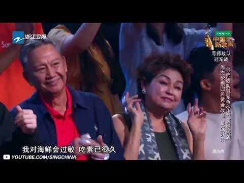 【纯享版】周杰伦战队《水手很忙+牛仔怕水》《中国新歌声2》第11期 SING!CHINA S2 EP 11 20170922 浙江卫视官方HD