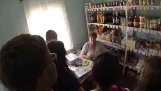 Wizyta w sklepie na Syberii