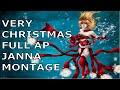 VERY CHRISTMAS FULL AP JANNA MONTAGE.