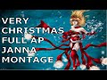 VERY CHRISTMAS FULL AP JANNA MONTAGE.