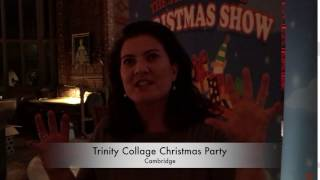 Trinity Collage Christmas Party