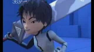 William Sings The Code Lyoko Theme