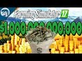 UNLIMITED MONEY CHEAT Farming Simulator 2017 Gameplay PC ONLY