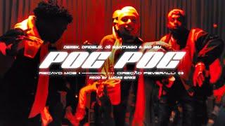 Recayd Mob - POC POC [CLIPE OFICIAL] ft Derek, Dfideliz, Jé Santiago e MC Igu, pd. Lucas Spike