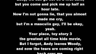 Shed A Tear Lyrics (Nigahiga, Chester See, KevJumba)