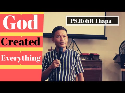 Nepali Christian Audio Message by ||PS, Rohit Thapa||