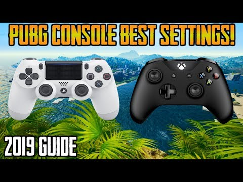 PUBG Xbox Full Release: Best Sensitivity Settings