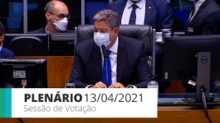 Plenário - Discussão e votação de propostas - 13/04/2021 15:00