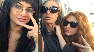 KYLIE KENDALL AND KHLOE KARDASHIAN UNDERCOVER ON SNAPCHAT FULL