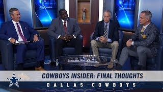 Cowboys Insider: Final Thoughts for Cowboys vs. Eagles | Dallas Cowboys 2018