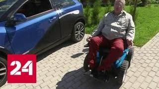 Жириновский показал свой автопарк