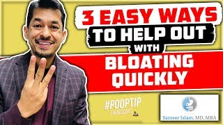 How To Relieve Bloating Fast | Instant Bloating Relief