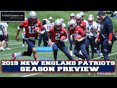 Football Gameplan's 2019 NFL Team Preview: New England Patriots