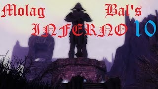 Skyrim Mod Review Molag Bal's Inferno Part 10: Grand Gold Dragon