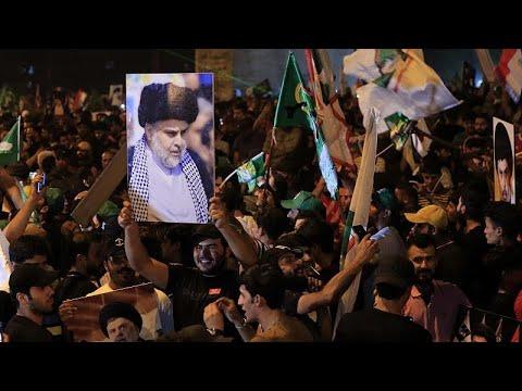 Το κόμμα του σιίτη ιερωμένου Μοκτάντα αλ Σαντρ κέρδισε την πρώτη θέση στις βουλευτικές εκλογές…