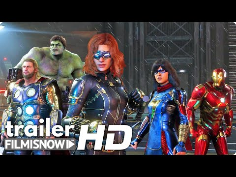 MARVEL'S AVENGERS Launch Trailer | PC/PS4/Xbox Video Game