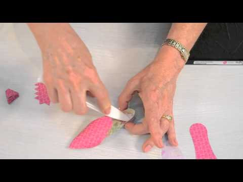 Making Ballroom Slippers with Brenda Walton