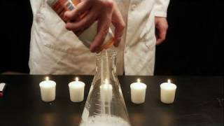Candle Science Magic Trick
