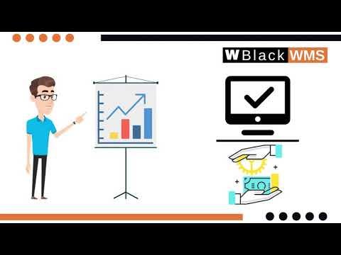 Wblack WMS Warehouse Management System