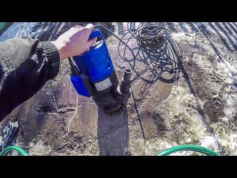 Откачка выгребной ямы Насос для канализации Прочистка канализации - ZOLOTYERUKI