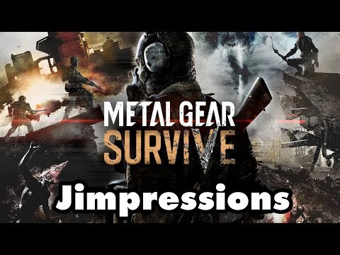 Metal Gear Survive – It Is Shit (Jimpressions) video thumbnail