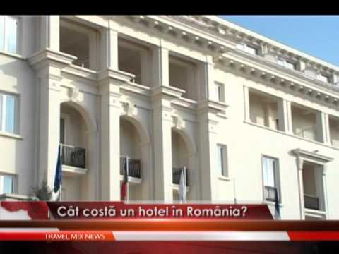 Cat costa un hotel in Romania?