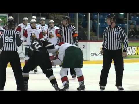 Spenser Cobbold vs. Kelly Bent