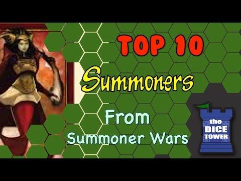 Top 10 Summoners