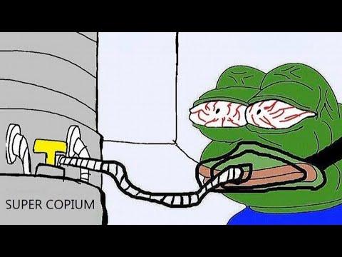 Drinking MAGA tears week: Day 5 - Borysenko's copium tidal wave - Trump's biggest lie yet