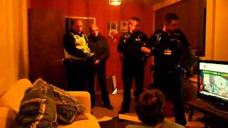 UK SS (Social Services) kidnap one more child from his house