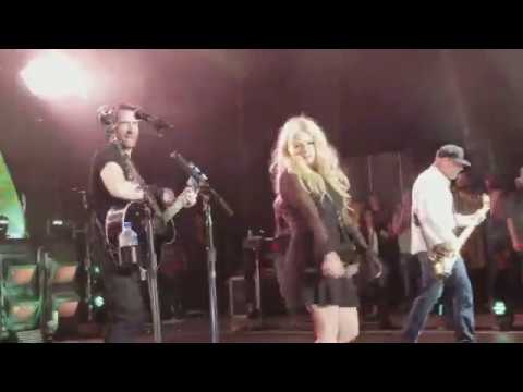 Nickelback - Rockstar with Avril Lavigne - At the Greek Theater 9-8-17