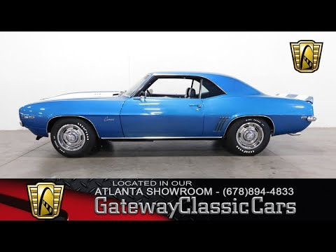 Video of '69 Camaro - L8EW