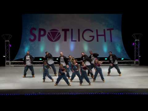 Best Hip Hop // HYPE - Dance Unlimited Performing Arts Academy [San Diego, CA]