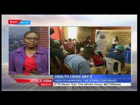 World View 6th December 2016 - [Part 1] - Dominic Ongwen Trial
