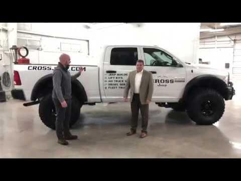 In house AEV prospector build on 40's | Cross Jeep, Louisville KY