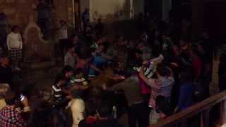 preview picture of video 'Toro Embolado en Royuela 2013'