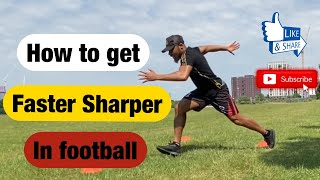How To Get Faster In Soccer – Soccer Tips – 4 Ways To Improve Your Speed In Football | Soccer Drills