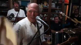 Jimmy Buffett plays Autour du Roche  at Le Select in St. Barts