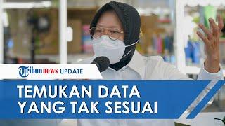 Mensos Risma Temukan Ketidaksesuaian Data Penerima Bansos dan Dukcapil